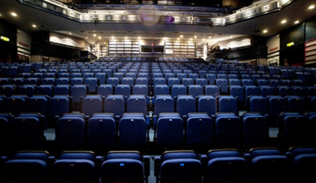 Auditorium: The Hawth Crawley