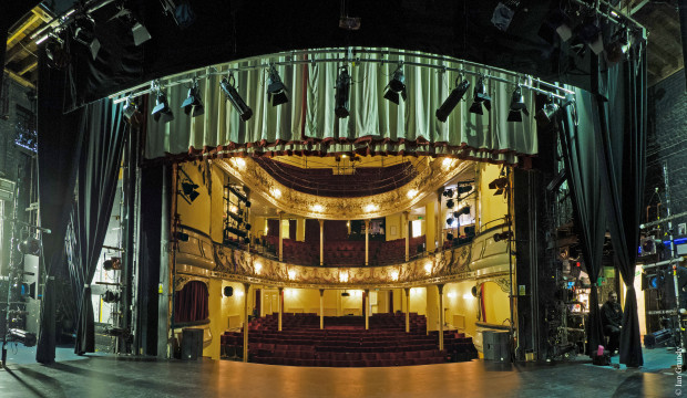 Auditorium: Theatre Royal Margate
