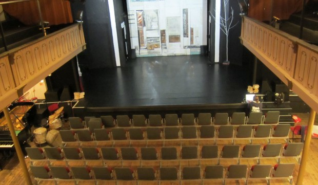 Auditorium: Bridport Arts Centre
