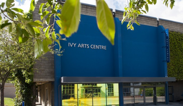 Exteriror: The Ivy Arts Centre