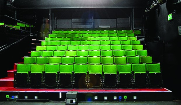 Auditorium: Angles Theatre