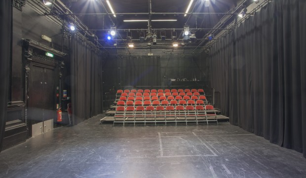 Auditorium: Half Moon Theatre