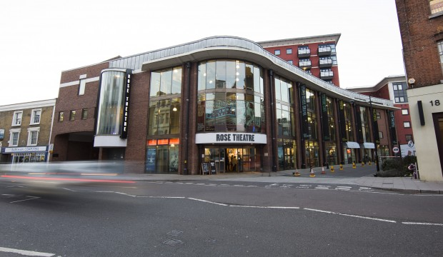 Exteriror: Rose Theatre Kingston