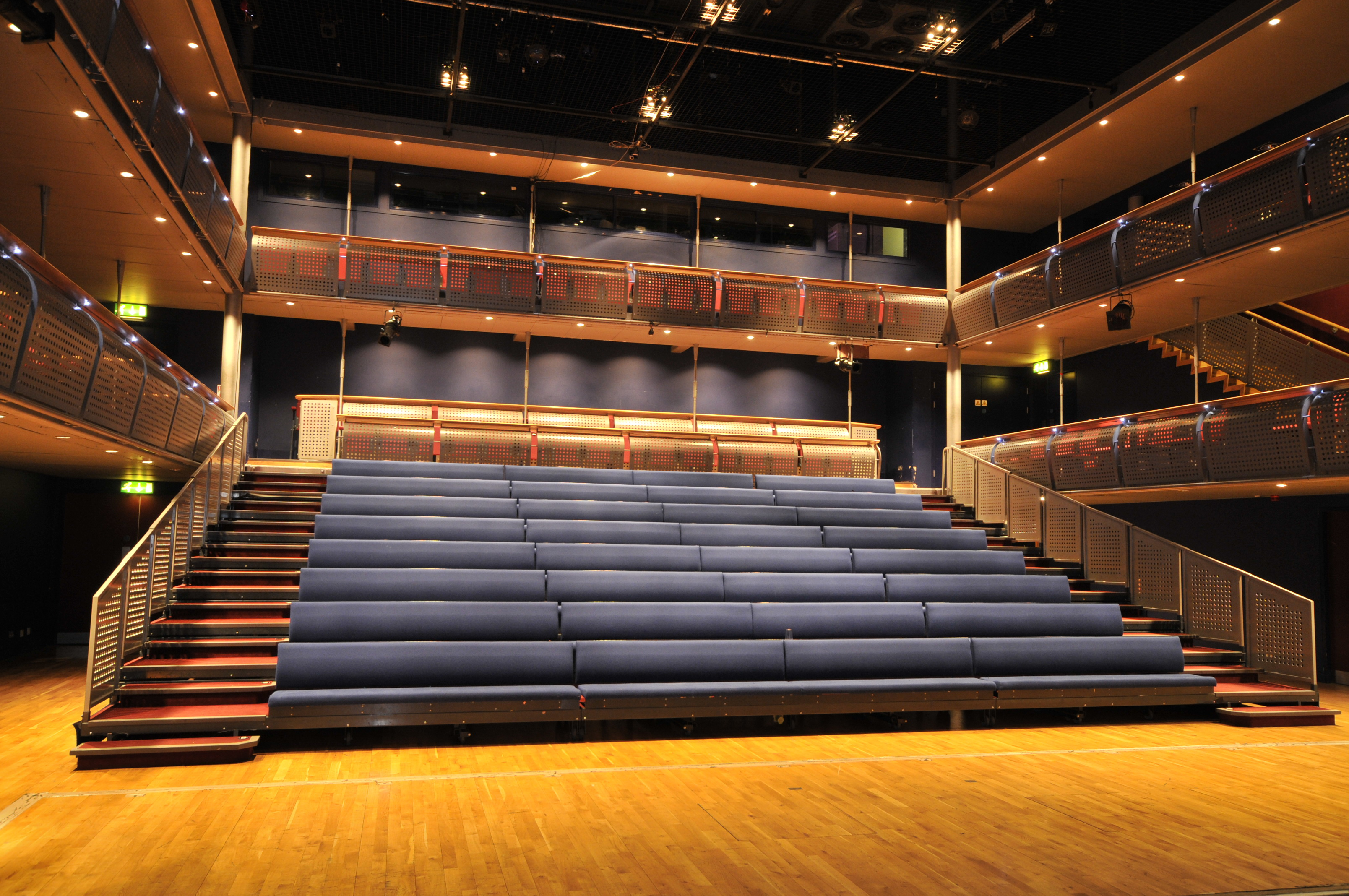 Auditorium: Stratford Circus Arts Centre