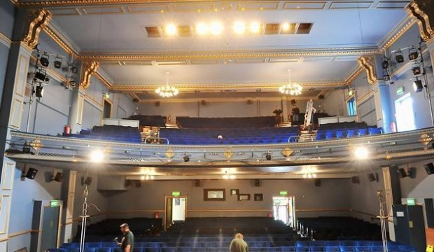 Auditorium: Marina Theatre