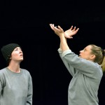 Jessica Johnson & Christina Berriman Dawson in Key Change © Keith Pattison