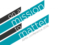 Nuggets from the AMA Conference 2016