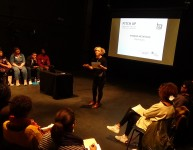 Shifting focus – a Pitch Up event at Ovalhouse