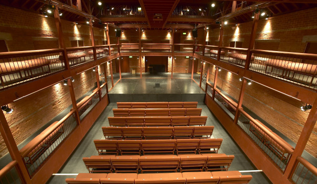 Auditorium: The North Wall Arts Centre