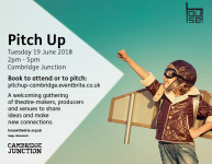 Pitch Up announced in Cambridge!