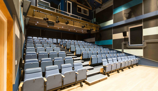 Auditorium: Wells Maltings