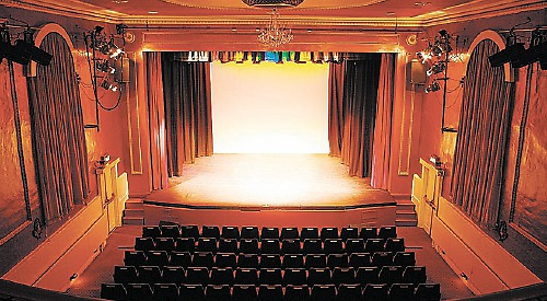 Auditorium: The Kenton Theatre
