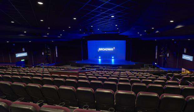 Auditorium: Broadway Cinema & Theatre