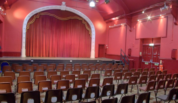 Auditorium: Astor Community Theatre