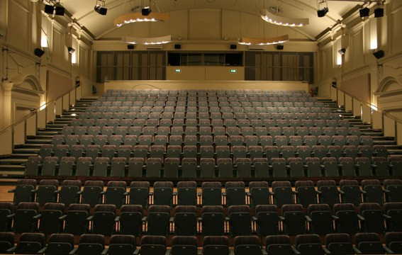 Auditorium: The Point, Eastleigh