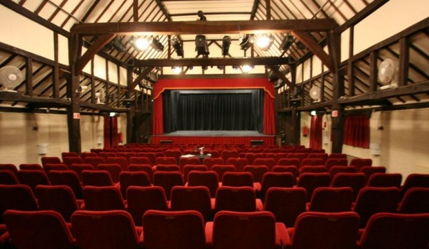 Auditorium: Barn Theatre, Oxted