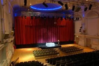 Auditorium: Bedford Corn Exchange