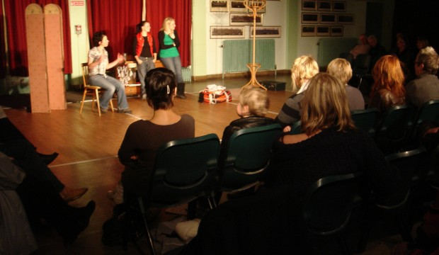 Creative Arts East Live! – Rural & Community Touring