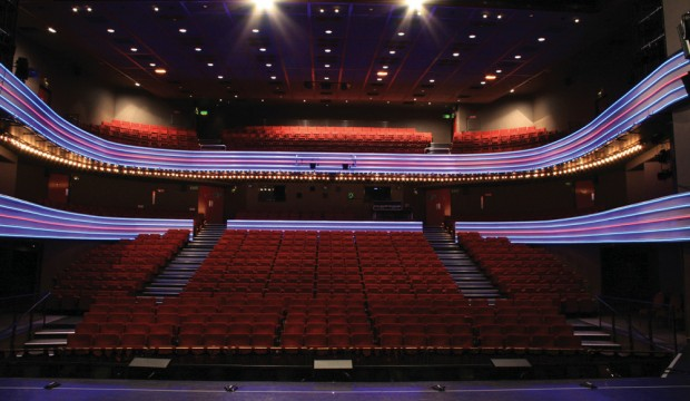 Auditorium: The Orchard Theatre