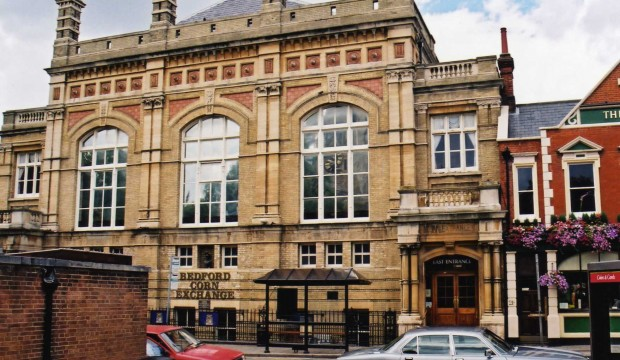 Exteriror: Bedford Corn Exchange