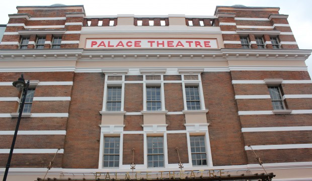 Exteriror: Watford Palace Theatre