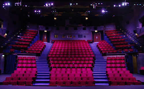 Auditorium: Harlow Playhouse