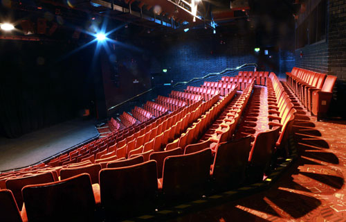 Auditorium: Key Theatre Peterborough