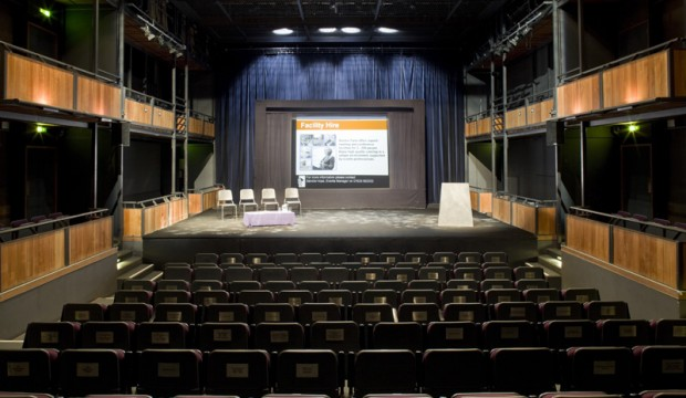 Auditorium: Norden Farm Centre for the Arts