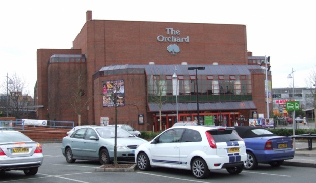 Exteriror: The Orchard Theatre