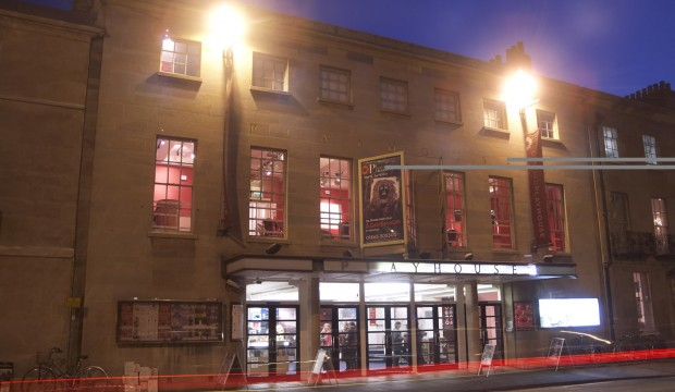 Exteriror: Oxford Playhouse