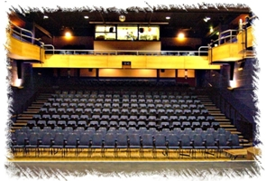 Auditorium: Queen's Hall Theatre, Cranbrook