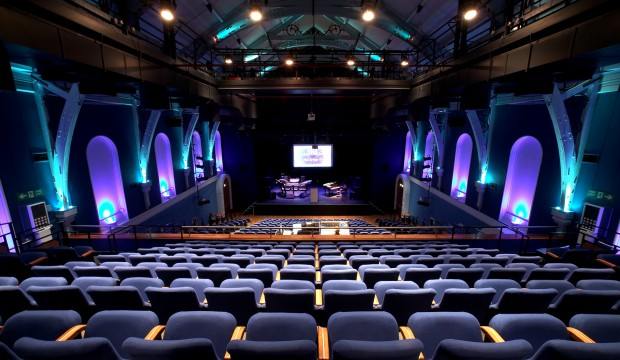 Auditorium: Corn Exchange Newbury