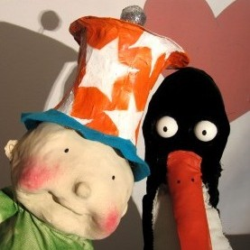 Long Nose Puppets – Penguin