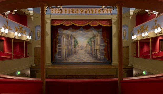 Auditorium: Theatre Royal Bury St Edmunds