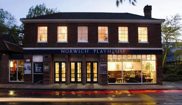 Exteriror: Norwich Playhouse