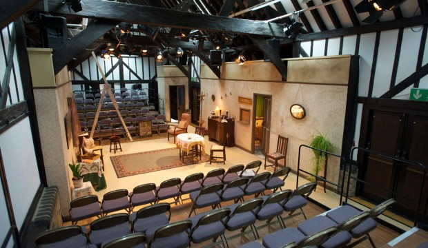 Auditorium: Riverhouse Barn Arts Centre