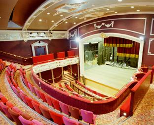 Auditorium: Theatre Royal Winchester